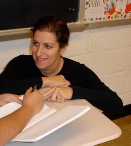 Teaching ESOL students