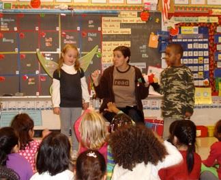 Elementary storytelling