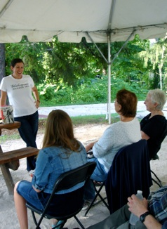 Chesapeake Shakespeare Co's pre-show speaker series
