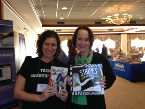 MASL (MD Association of School Librarians) conference